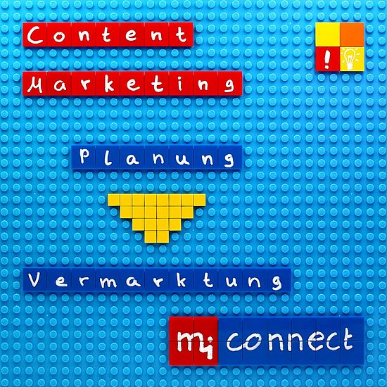 Planung und Vermarktung im Content Marketing