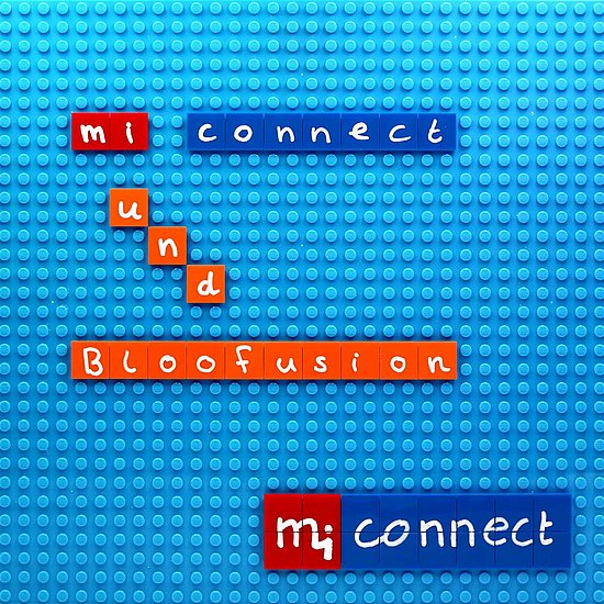 Kooperation: mi connect und Bloofusion